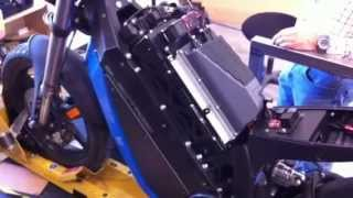 10. Enertia Plus Dyno Test = 23.5 hp @ 64mph