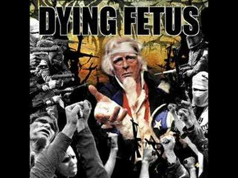 DYING FETUS - Epidemic Of Hate - Destroy The Opposition 2000 online metal music video by DYING FETUS