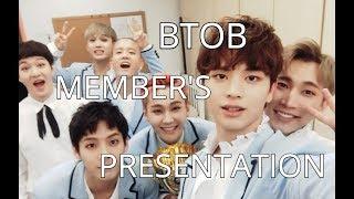 Video AN (UN)HELPFUL GUIDE TO BTOB'S MEMBER MP3, 3GP, MP4, WEBM, AVI, FLV Juli 2018