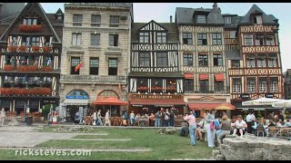 Rouen France  City pictures : Rouen, France: A Mix of the Gothic and Contemporary