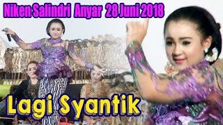 "Video Niken Salindri ""Lagi Syantik"" Anyar  28 Juni 2018 MP3, 3GP, MP4, WEBM, AVI, FLV Maret 2019"