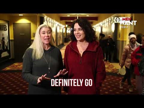 What Men Want (2019) - Fan Screening Press Playbook-  Paramount Pictures