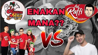 Video ENAKAN MANA?? AA RAFFI FRIED CHICKEN VS AYAM ASIX!! Ft. Boengkoes Network MP3, 3GP, MP4, WEBM, AVI, FLV Maret 2019