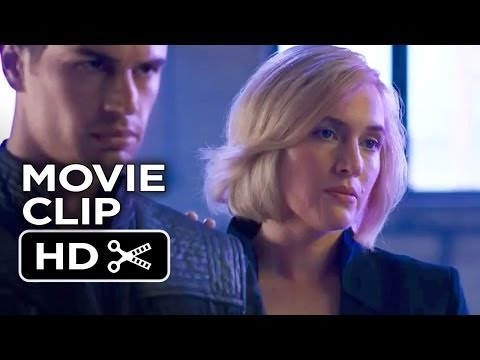 Divergent Movie CLIP - Beauty In Your Resistance (2014) - Kate Winslet Movie HD