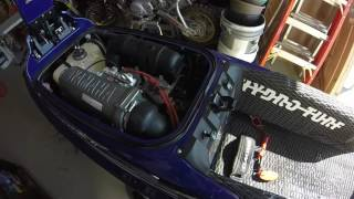 7. CAT Trim DIY Yamaha SuperJet