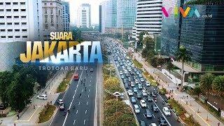 Video KERENN!! Trotoar Baru Sudirman-Thamrin Bikin Doyan Jalan Kaki!! MP3, 3GP, MP4, WEBM, AVI, FLV Agustus 2018