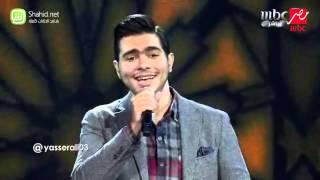 Arab Idol - ياسر علي- طبعا غير