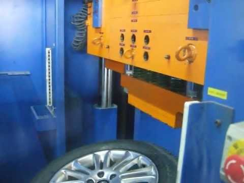 Испытание на удар (Impact Test) WSP Italy W1250 STOCKHOLM (Volvo)