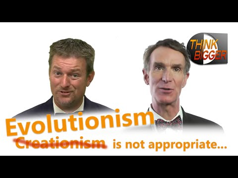 CMI: Evolutionism is not appropriate for anyone – a response to Bill Nye