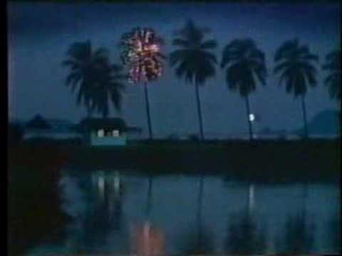 Corona Extra Christmas commercial (2000)