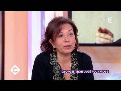 Georges Tron jugé pour viols - C à Vous - 13/12/2017