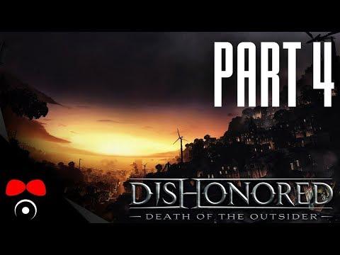 VYSÁVAČKA KRVE! | Dishonored 2: Death of the Outsider #4
