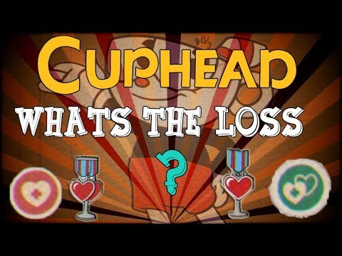Cuphead - Heart Charms' Damage Reduction Revealed! An In-depth Analysis