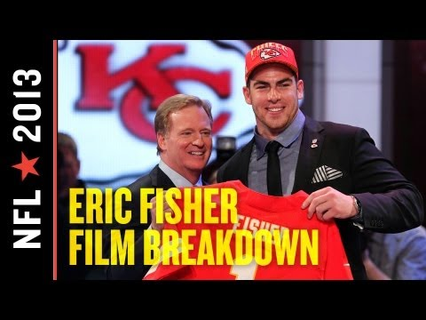 Eric Fisher Film Breakdown & Analysis_NFL, Amerikai football legjobb vide�k. Sport of USA