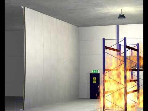 Paroc fireproof panels