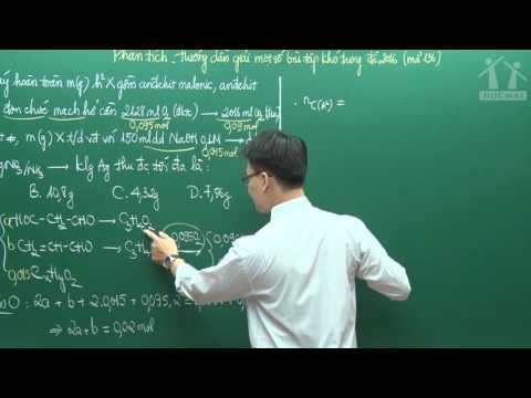 Hướng dẫn giải đề môn Hóa THPT QG 2016 (P1) - Thầy Vũ Khắc Ngọc