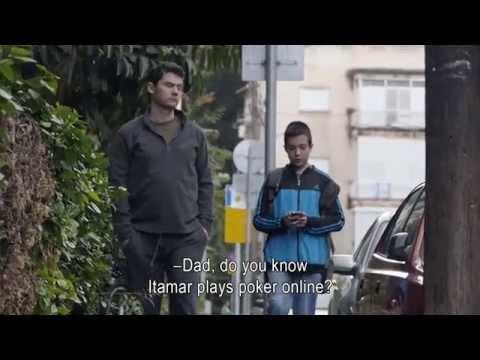 ברק קסלר-טריילר לסדרת רשת עלילתית