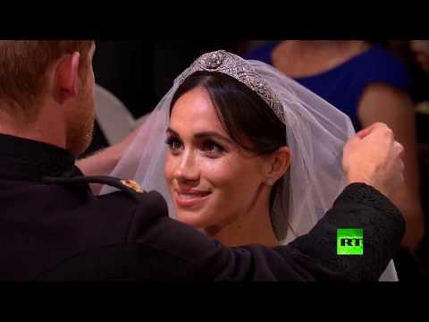العرب اليوم - شاهد: لقطات من حفلة زفاف الأمير هاري وميغان ماركل