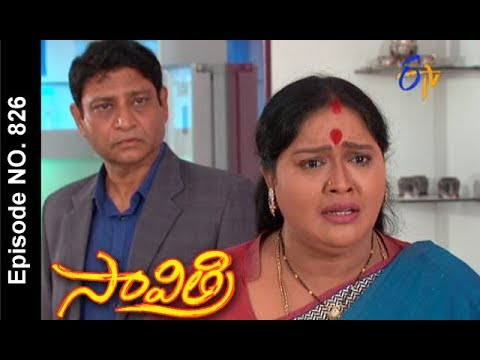 Savithri | 23rd November 2017 | Full Episode No 826