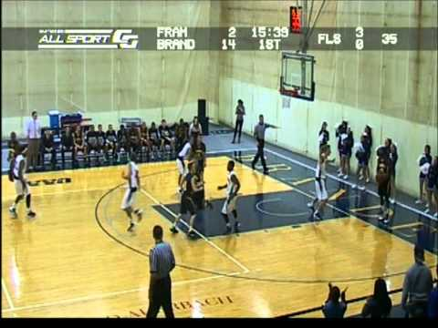 Men's Basketball vs. Framingham State highlights