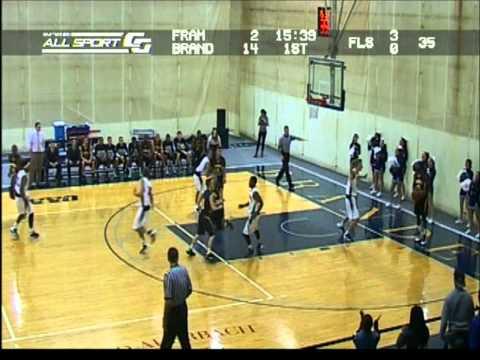 Men's Basketball vs. Framingham State highlights