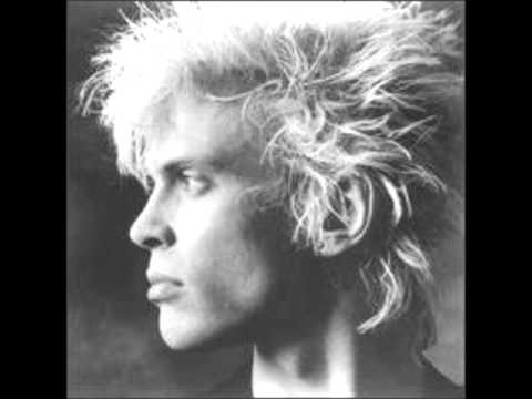 Billy Idol - Baby Talk lyrics
