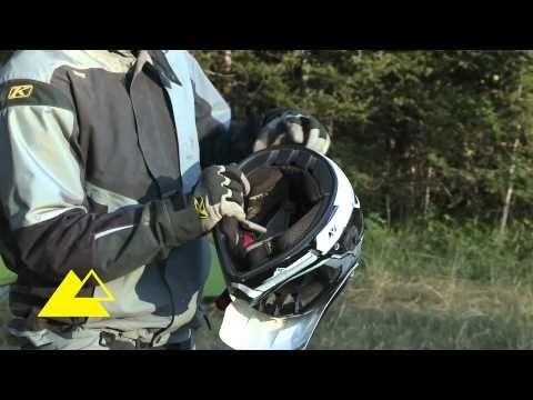 Touratech USA - http://www.touratech-usa.com/Store/3235/Klim-F4-Motorcycle-Helmets KLIM F4 Helmet, available from Touratech-USA - In an effort to make one of the most comfor...
