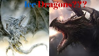 Just a quick video to give you guys a better understanding about the history of dragons, the massive size they can grow to, and ice dragons! Leave a like and ...