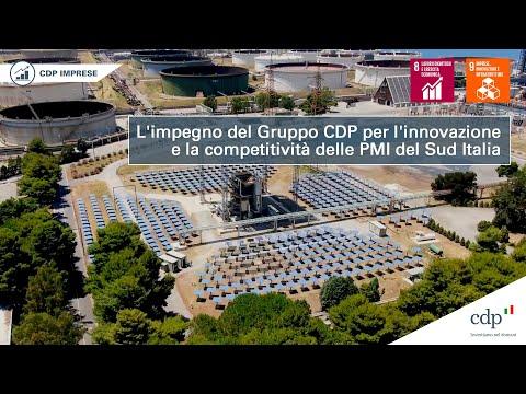 Il Gruppo CDP per Magaldi Power e le PMI del Sud