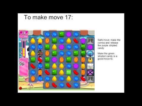 level 677 candy crush