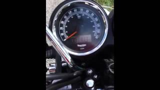 10. Triumph Bonneville T100 año 2011