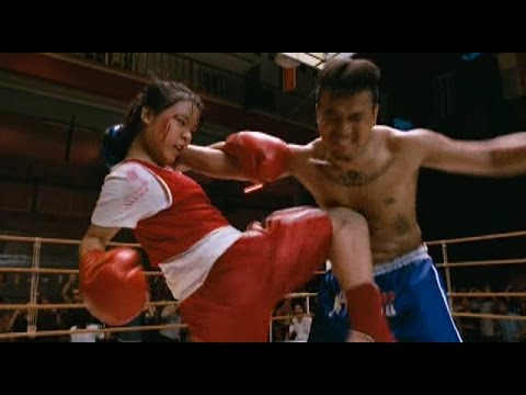 Tribute to Sasisa Jindamanee // Cute little girl, Muay Thai fighter and talented actress