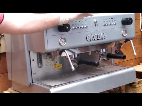 Gaggia D90 test 00012