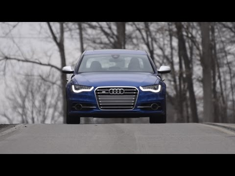 2015 Audi S6 Review