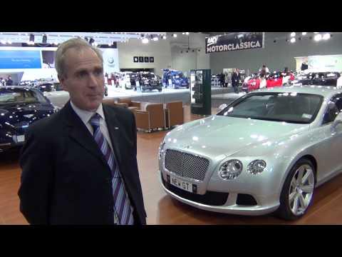 My Drive | My Fast Five – Bentley Motors