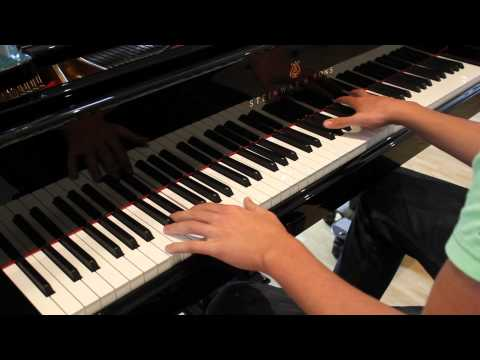 Celine Dion – My Heart Will Go On (Titanic) Piano Cover