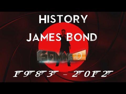 James Bond 007 : The Spy Who Loved Me Atari