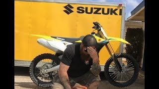 2. Did I make a bad decision? Buying the all new 2018 RMZ450