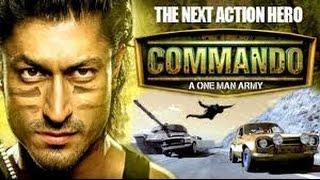 image of Commando 2 trailer Vidyut Jamwal JAN 2017