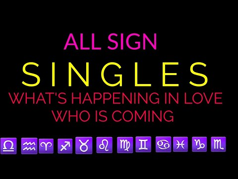 All Sign - SINGLES - who is coming next/ex in love 🤷‍♀️ February 2021 love reading ❤️