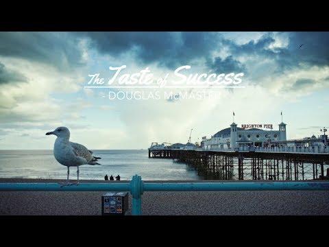 The Taste of Success - Douglas McMaster & Unox