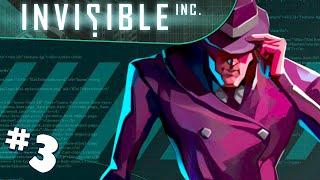 Invisible Inc #3 - Server Room