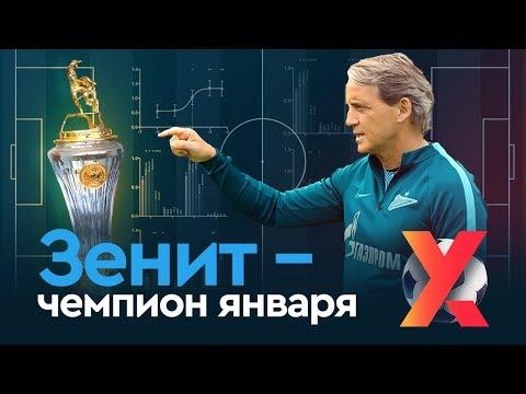 Зенит — чемпион. В январе - DomaVideo.Ru