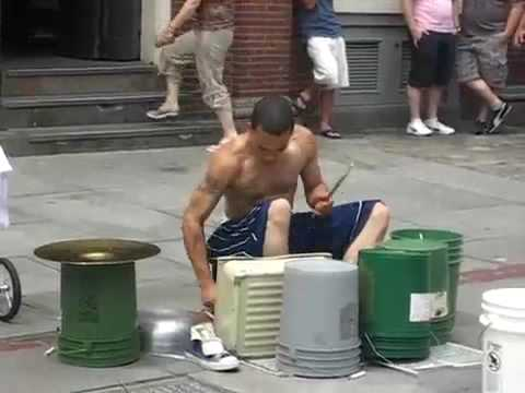 Street - Dont think it comes better than this! The drummer in this video is Joshua Rodriguez. He is extremely talented with music. If you're looking to book him for p...