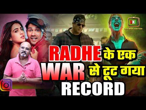Salman के एक War से टूट गए Akshay kumar Sushant और Varun का Record