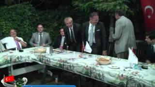 Zeytinburnu Emniyet Derneği Tayinleri Çıkan Müdürlerine Plaket Verdi.mpg