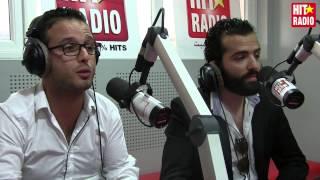 Les Inqualifiables dans le Morning de Momo sur HIT RADIO - 17/06/15