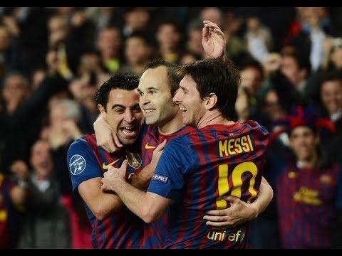 Barcelona vs Ac Milan 3-1 - UCL 2011/2012 Full Highlights HD