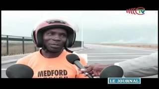 La route Dolisie Brazzaville enfin prête
