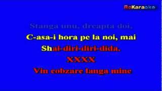 FOLCLOR-Hora Mea-i Moldoveneasca Karaoke